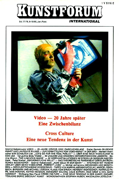 KUNSTFORUM International - Band 77 / 78